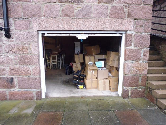 Garage Conversions in Dundee