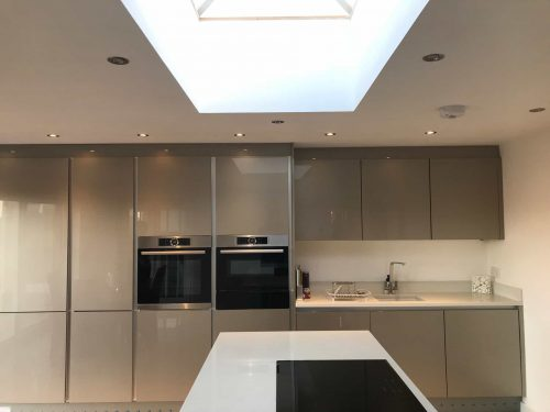 Architect designed Kitchen Extension in Dundee