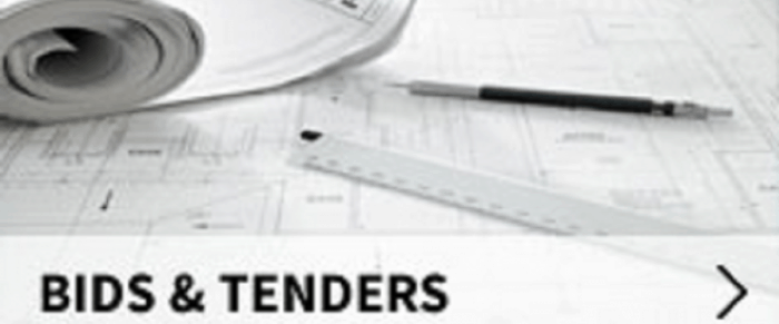 tender process for a house extension project