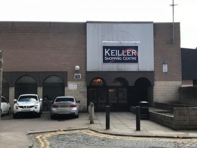 Is the Keiller Centre the worst piece of architecture in Dundee