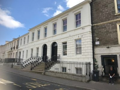 Resored listed building Dundee