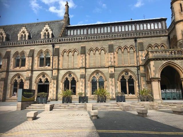 Amazing Dundee Architecture