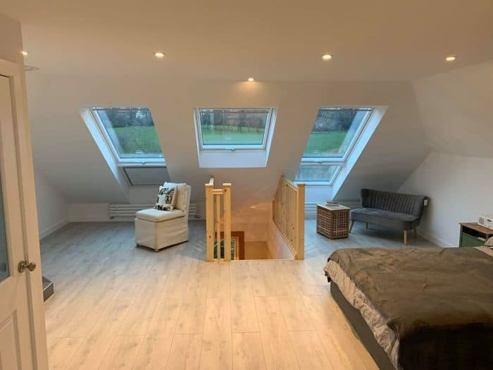 loft conversion edinburgh architect